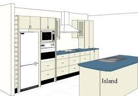 how to design own kitchen layout kitchen design kuala lumpur i shape kitchen layout with