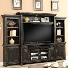 dynamic home decor dynamic home decor ridgecrest 4 piece 63 entertainment wall in