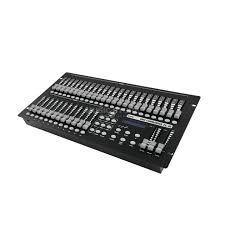 eurolite dmx commander 24 48 controller with rdm functions