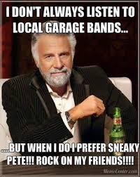 Sneaky Meme - sneaky pete tonight is the night we will be starting facebook