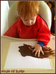 scented writing paper house of burke textured scented gingerbread people sensory painting another perk to the gingerbread paint that i hadn t anticipated was it s texture the addition of the spices caused the paint to have a gritty texture much