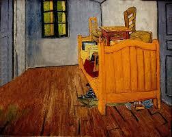 chambre à coucher gogh la chambre de vincent à arles atine