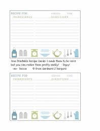 cute recipe cards siudy net