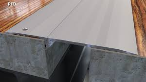 Floor Vent Covers by Tapered Surface Mount Floor Expansion Joint 1 8