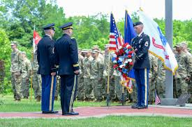 Flag Ceremony Meaning Fort Knox Honors Fallen In Memorial Day Ceremony Dates Back To
