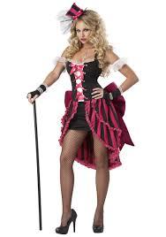 Ladies Size Halloween Costumes Women U0027s Size Parisian Showgirl Costume