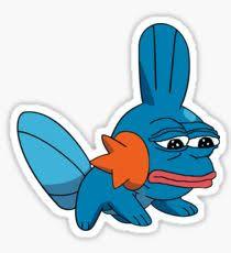 pokemon dank meme pepe the frog stickers redbubble