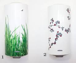 comment cacher une chaudi鑽e dans une cuisine customiser chauffe eau électrique avec stickers côté maison