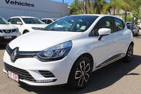 clio renault 2017 2017 renault clio life iv b98 phase 2 white for sale in townsville
