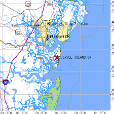 jekyll island map jekyll island ga population data races housing