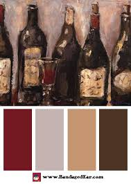 image result for open concept room colors wine accent walls