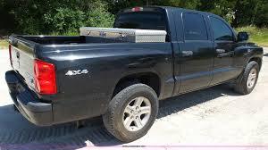 Dodge Dakota Truck Bed Size - 2010 dodge dakota crew cab pickup truck item bm9669 sold