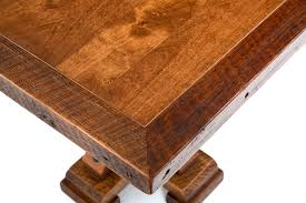 rustic pub table antique wood bar table distressed cabin