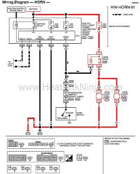 wiring diagram horn 2004 infiniti g35 coupe horn wiring u2026 flickr