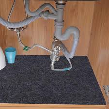 sink kitchen cabinet mat the sink mat waterproof kitchen cabinet liner