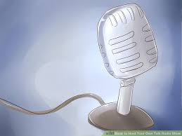 Radio Personality Resume 4 Ways To Host Your Own Talk Radio Show Wikihow