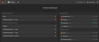 snapshot mode grafana documentation