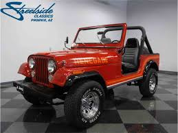 jeep cj golden eagle classic jeep cj7 for sale on classiccars com pg 2