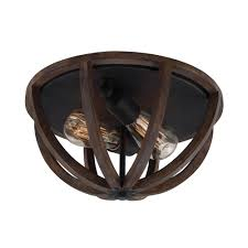 Farmhouse Ceiling Lights allier flush mount light ceiling fitting