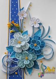 neli quilling art quilling cards summer quilling pinterest