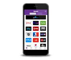 roku app android to roku account with roku mobile app