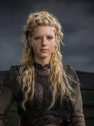 how to do hair like lagatha lothbrok pin by lisa on vikings pinterest katheryn winnick vikings