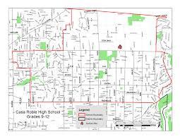Mesa Verde Map Facilities 2017 18 High Boundaries