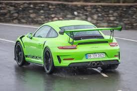 slammed porsche gt3 new 2018 porsche 911 gt3 rs review auto express