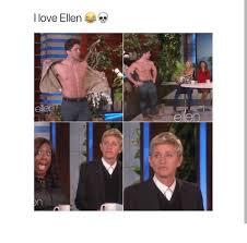 Ellen Meme - i love ellen ellen en love meme on me me