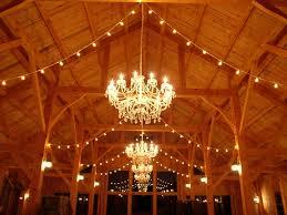 Rustic Wedding Chandelier Maine Wedding Venue Pictures Barn Photo Gallery