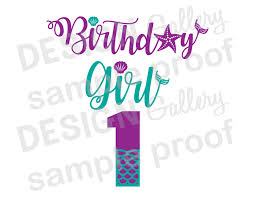 margarita glass svg birthday 1 one mermaid style image jpg png u0026 svg