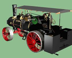 john tom engine plans