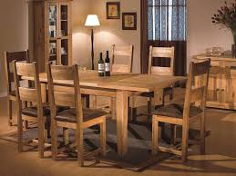 Dining Table Sets Oak by Contemporary Design Extendable Dining Table Set Unusual Extending