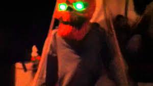 electrified maniac spirit halloween my pumpkin nester from spirit halloween youtube