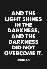 light in the darkness verse allowing god s light to go deeper in us to bring in life and cause