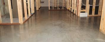 garage floor concrete stain gallery of garage floor concrete