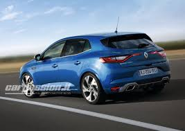 hatchback cars 2016 all new 2016 renault megane revealed in official photos