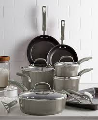 best black friday deals for cookware set rachael ray 14 pc nonstick cookware set created for macy u0027s
