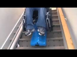 stair climbers for disabled buy stair climbers from ame youtube