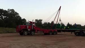 J U0026p Service Kenworth Twin Steer Pole Truck Youtube