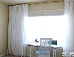 White Linen Curtains Ikea Lejongap Curtains 1 Pair Ikea Ikea White Curtains Lejongap