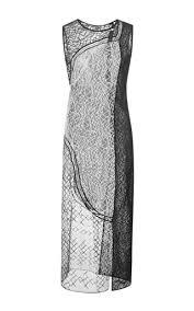 wire lace wire lace curve dress by jonathan simkhai moda operandi
