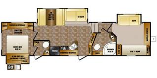 sunset trail rv floor plans 2014 crossroads rv sunset trail reserve fifth wheel series m 34 bh