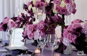 plum wedding wedding tabletop ideas 1000 images about plum pink