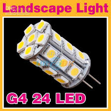 24v led light bulb 12v 24v smd 24 led light bulb l g4 landscape lighting bi pin base