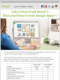 Cricut Craft Room Software - cricut cricut design space vs cricut craft room milled