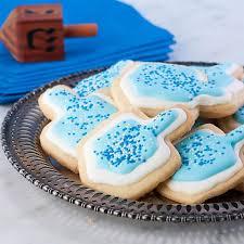hanukkah cookies 19 easy hanukkah desserts best recipes for hanukkah treats