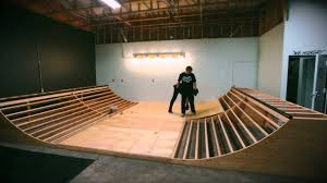 how to build a mini ramp in 5 minutes youtube