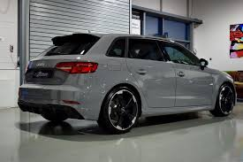 nardo grey rs3 used 2017 audi a3 rs 3 quattro for sale in north somerset