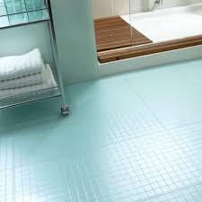 tiles chalk paint and stenciling on a linoleum bathroom floor